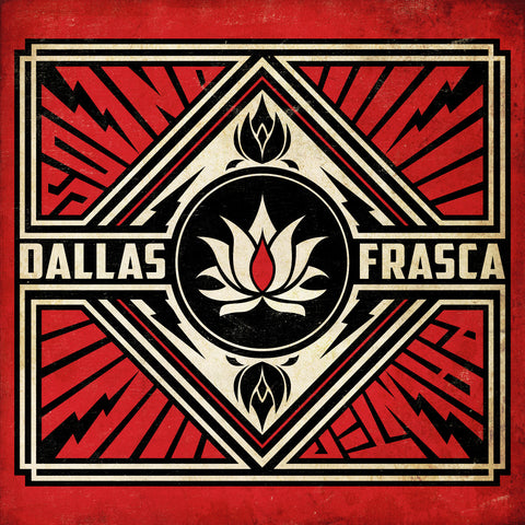 DALLAS FRASCA - SOUND PAINTER CD DIGIPACK (2012)