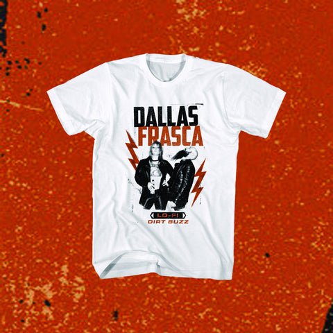 "DALLAS FRASCA ""LO-FI"" t-shirt"