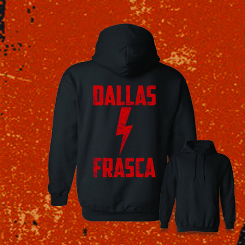 "DALLAS FRASCA ""LIGHTENING BOLT"" Hoodie"