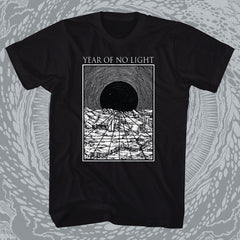 "YEAR OF NO LIGHT ""Russia"" T-shirt"