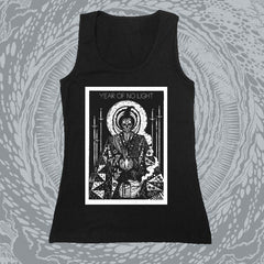 "YEAR OF NO LIGHT ""US Tour"" Women Tanktop"
