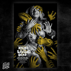 « NIGHT OF THE LIVING DEAD » (Gold)