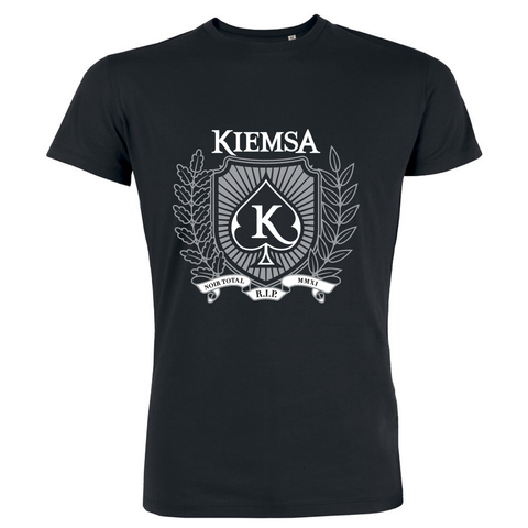 "KIEMSA ""Noir Total"" T-Shirt Men"
