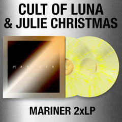 "CULT OF LUNA & JULIE CHRISTMAS ""Mariner"" 2xLP - YELLOW"