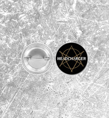 HEADCHARGER - BADGE