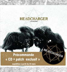 "HEADCHARGER ""CD + Patch"" BUNDLE"