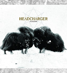 "HEADCHARGER CD ""HEXAGRAM"""