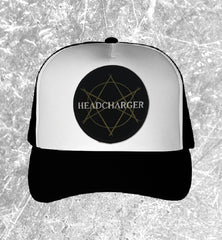 "HEADCHARGER ""HEXAGRAM"" Trucker Cap"