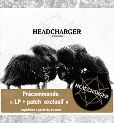 "HEADCHARGER ""LP + PATCH"" BUNDLE"
