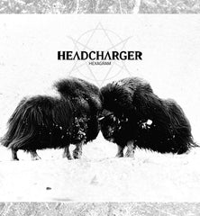 "HEADCHARGER LP ""HEXAGRAM"""