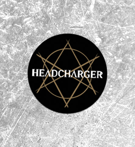 "HEADCHARGER ""Hexagram"" Patch"