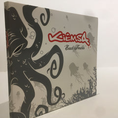 "KIEMSA ""EAUX TROUBLES"" CD Digipack"