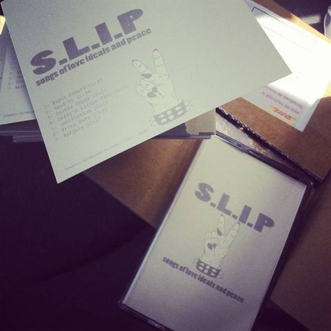 "S.L.I.P. ""Songs of Love Ideals and peace"" Tape"
