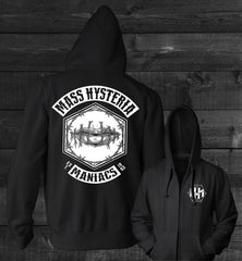 "MASS HYSTERIA ""Maniacs"" Zip Up Hoodie"