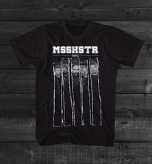 "MASS HYSTERIA ""faces"" T-shirt"