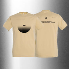 "CULT OF LUNA ""Mariner Tour"" T-shirt - SAND"