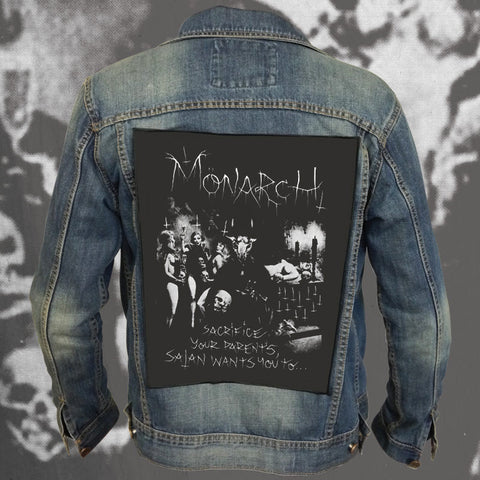 "MONARCH ""Sacrifice"" Backpatch"
