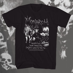 "MONARCH ""Sacrifice"" T-shirt"