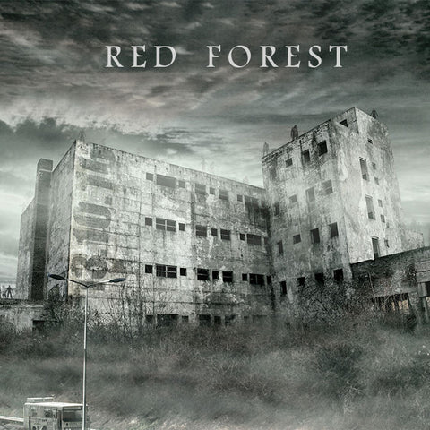 "RED FOREST ""13.10.16"" CD Digipack"