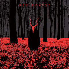 "RED FOREST ""Red Forest"" LP"