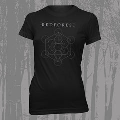 "RED FOREST ""Cercles"" Women T-shirt"