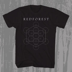 "RED FOREST ""Cercles"" T-shirt"