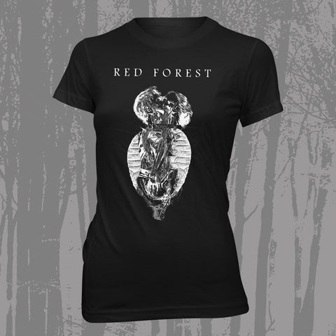 RED FOREST Women T-shirt