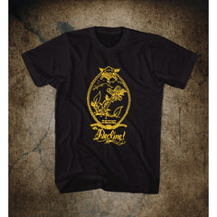 "THE DECLINE ! ""Anchored Boat"" T-shirt"