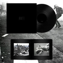 "THE EYE OF TIME ""Anti"" LP"