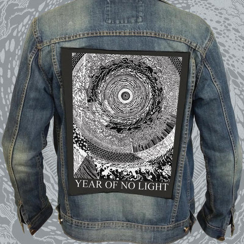 "YEAR OF NO LIGHT ""Tocsin"" Backpatch"