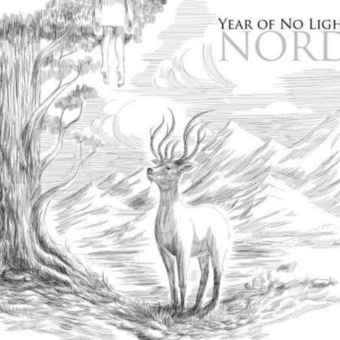 "YEAR OF NO LIGHT ""Nord"" 2xCD Digipack"