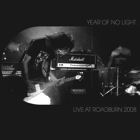 "YEAR OF NO LIGHT ""Live at roadburn 2008"" CD Digipack"