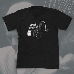 "YOUTH AVOIDERS ""Dynamite"" Men black Tshirt"