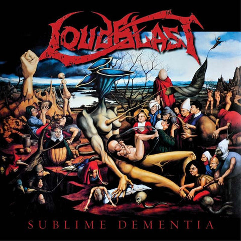 "LOUDBLAST ""Sublime Dementia"" CD Digipack Reissue"