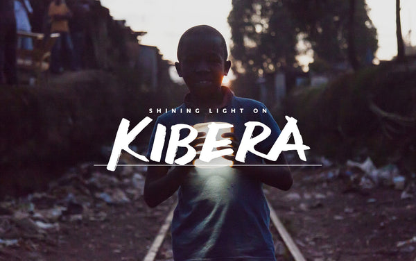This is Kibera