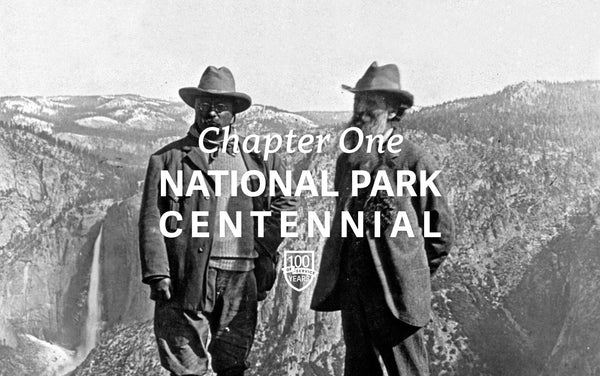 100 Years of the National Park Service – a brief history