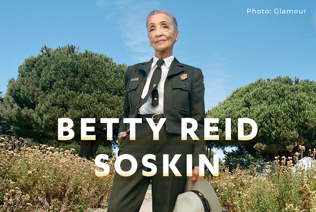 Trailblazers - Betty Reid Soskin