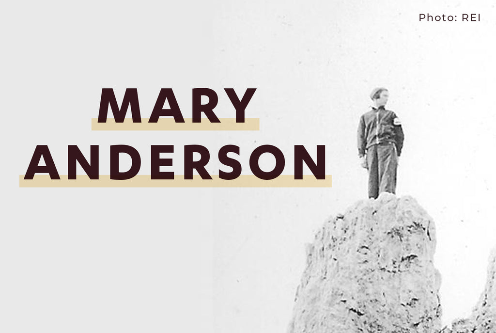 Trailblazers - Mary Anderson