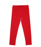 Leggings | Girls Red