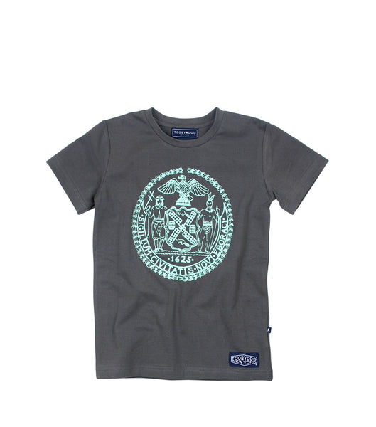 NYC Crest | Baby T Shirt