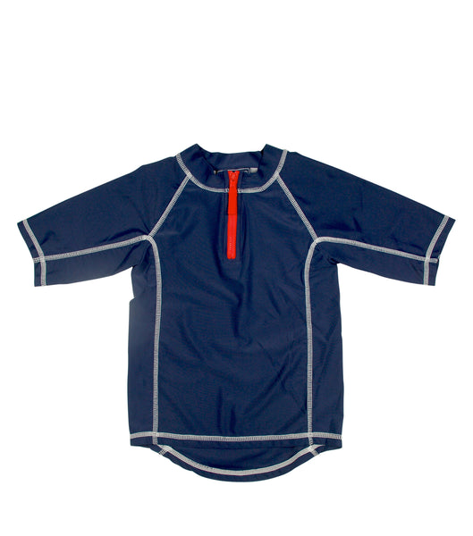 Island Navy | Rash Guard | Short