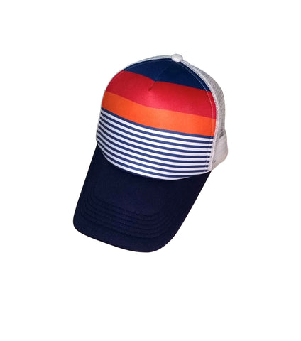 Block Stripe | Baseball Cap