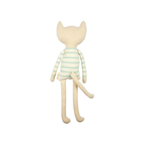 Knit Cat Doll