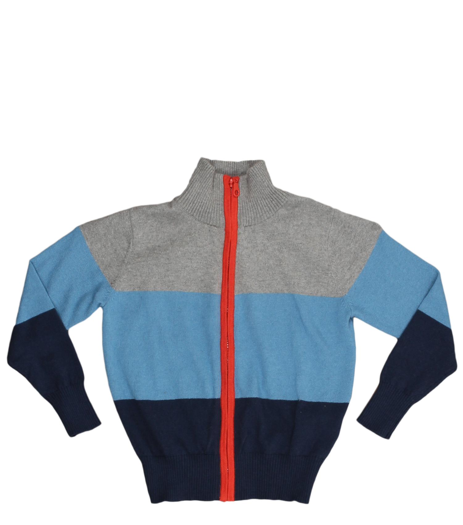 Connor | Cashmere Zip Up