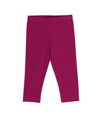 Leggings | Girls Fuschia