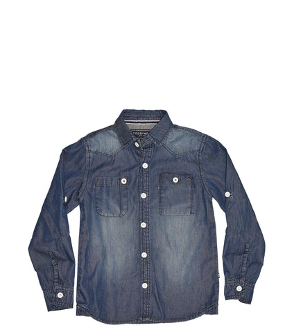 Lucky Luke | Denim Shirt