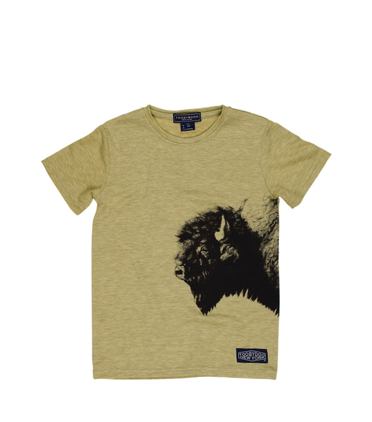 Bison | Baby T-Shirt