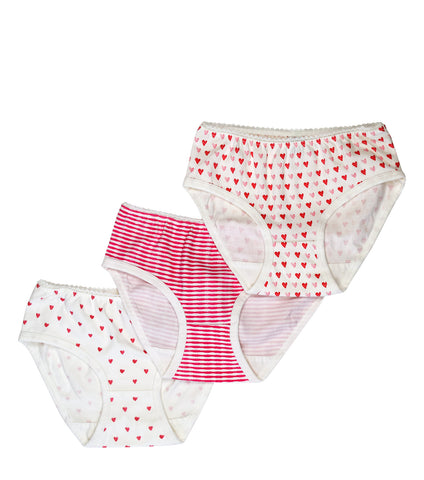 Hearts & Stripes | 3-Pack
