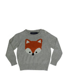 Lil' Fox | Cashmere Sweater