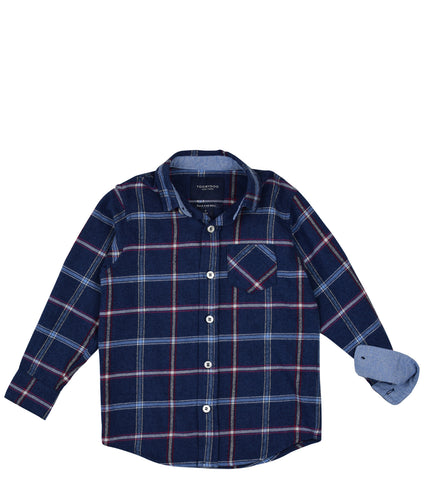 Porter | Flannel Shirt